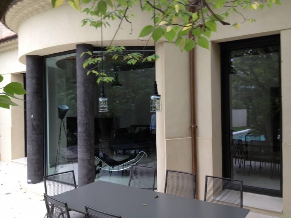 Fabrication et pose de fen tres et portes en aluminium for Fabrication fenetre aluminium